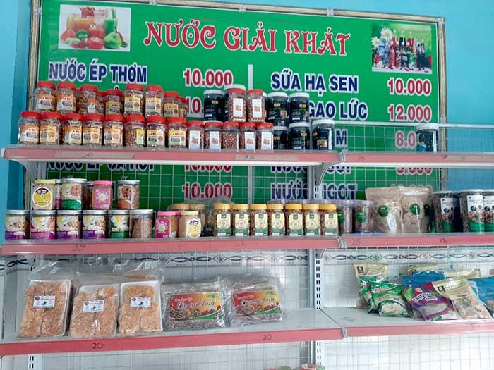 cung cap thuc pham chay Quán Cơm Chay Quận 12 tpHCM