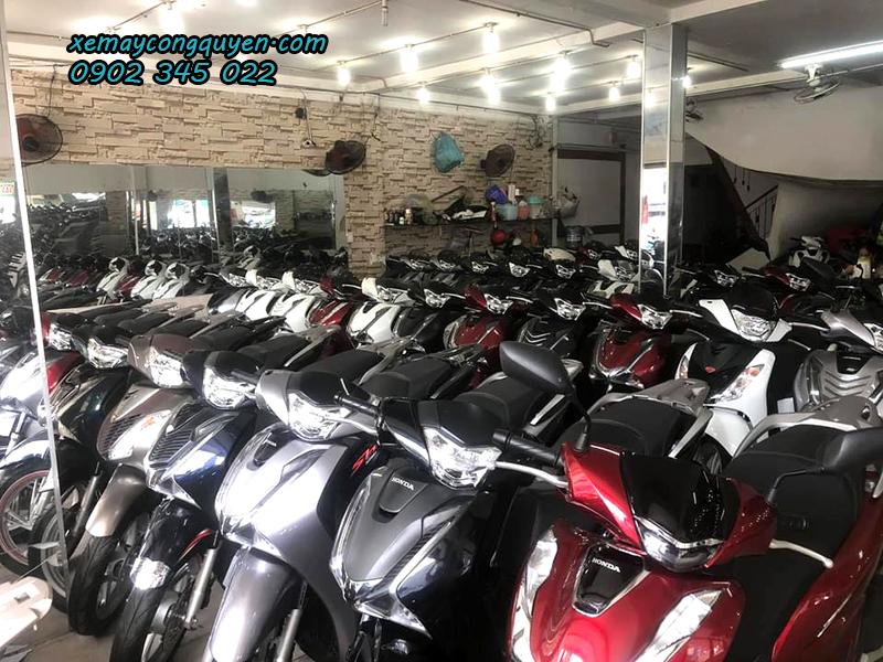 Cửa hàng xe máy chính hãng Công Quyền